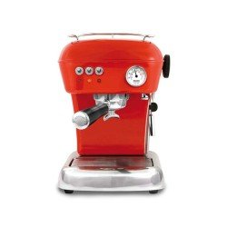 Ascaso Dream 189.EKM.00 Espresso Kahve Makinesi-tek gruplu-Kırmızı