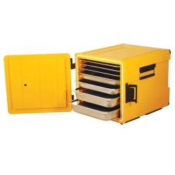 Avatherm 600x2 Thermobox - GN 2/1 - önden yüklemeli - menteşeli
