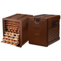 Avatherm 660 Thermobox - 40x60 pastane tepsisi için - önden yüklemeli