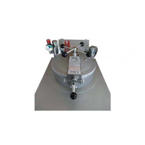 Basınçlı Fritöz (Brost Makinesi)-15 litre-dijital
