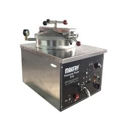 Basınçlı Fritöz (Brost Makinesi)-8 litre-manuel-set üstü
