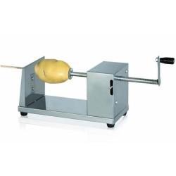 Çubukta Patates Makinesi-manuel-komple krom