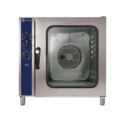 Electrolux Konveksiyonel Buharlı Fırın-Gazlı-10 GN 2/1