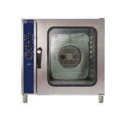 Electrolux Konveksiyonel Buharlı Fırın-Gazlı-10 GN 1/1