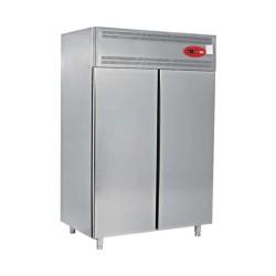 EMPERO Dik Tip GN Buzdolabı (Fanlı) - Çİft CAM Kapılı - 1400 Litre