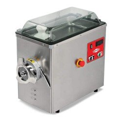Empero EM.32.09-S PLUS Soğutmalı Et Kıyma Makinesi - 32'lik - 600 kg/s - komple paslanmaz - 220V