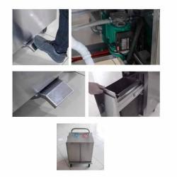 Empero EMP.DKE.102 - Mobil Dezenfektan İstasyonu - elektrikli