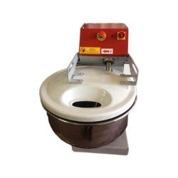 Erginoks Hamur Yoğurma Makinesi-25 kg/sefer un kapasiteli-kapaklı
