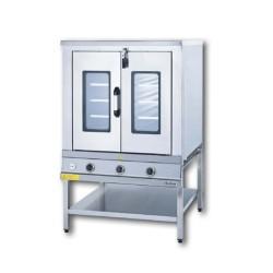 Ersöz Gaz Pasta Börek Fırını-100x100x160 cm-Gazlı-CE Belgeli