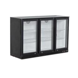 JP Bar Arkası Şişe Soğutucu-3 Çarpma Kapaklı-133,5x50,5x88,5 cm
