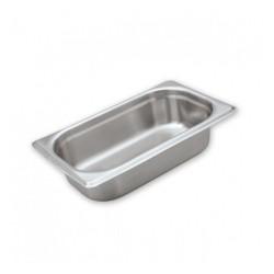 KAPP Gastronom Küvet-GN 1/3x65 krom küvet-standart