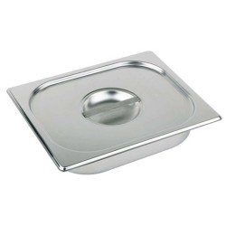 KAPP Gastronom Küvet Kapağı-GN 1/2 SAP DELİKLİ