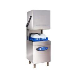 Öztiryakiler OBM 1080 PLUS-Giyotin tip Bulaşık Yıkama Makinesi-1080 tabak/s