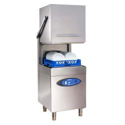 Öztiryakiler OBO 1000 D Giyotin tip Bulaşık Yıkama Makinesi Dijital Panel
