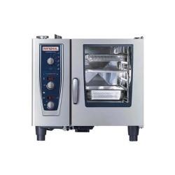 Rational CM 61E Kombi Fırın-Elektrikli-6 GN 1/1-yıkama özelliği yok