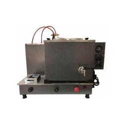 Sistem Tam Otomatik  Çay Ocağı - 2 demlik kapasiteli - Statik Boyalı - Elk+Gaz