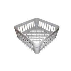 Tribeca Basket-Bardak Yıkama Makinesi için-35*35 cm-Gri