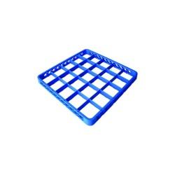 Tribeca Basket Yükseltici-25 Bölmeli-Mavi