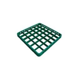 Tribeca Basket Yükseltici-36 Bölmeli-Yeşil