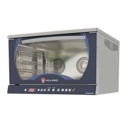 Venarro Konveksiyonel Patisserie Fırını - buharlı (4-40x60 tepsi kapasiteli) - dijital