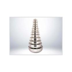 Yürük Helvane Tencere-Kapaklı-40x17 cm-19 Litre